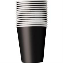 Black Big Value Catering Party Cups (Bulk)