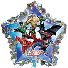 Justice League Shaped Foil | Helium Balloon