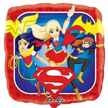 "DC Super Hero Girls 18"" Foil 