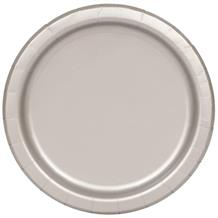 Silver Big Value Catering Party Cake Plates (Bulk)