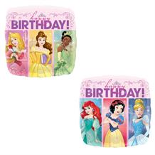 "Disney Princess Happy Birthday 18"" Foil 