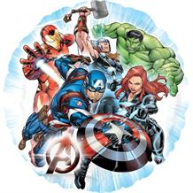 "Marvel Avengers Group 18"" Foil 