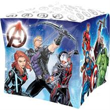 "Marvel Avengers 15"" Cubez 4 Sided Foil 