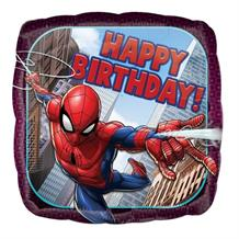 "Spiderman Happy Birthday 18"" Foil 