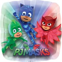 PJ Masks Shaped Foil | Helium Balloon