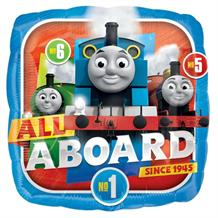 "Thomas & Friends All Aboard 18"" Foil 