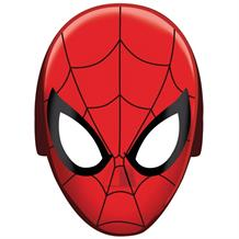 Ultimate Spiderman Party Face Mask Favours