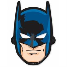 Batman Card Party Mask Favours
