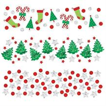 Christmas Table Confetti Value Pack