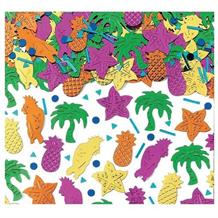 Island | Tropical | Pineapple Party Table Confetti | Decoration