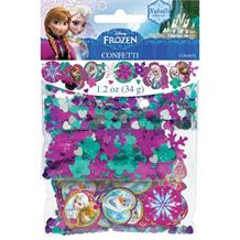 Disney Frozen Anna, Elsa & Olaf Party Table Confetti | Decoration