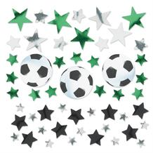 Championship Soccer | Football Party Table Confetti | Decoration