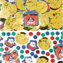 Pirate Treasure Party Table Confetti | Decoration