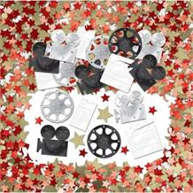 Hollywood Movie Reel Table Confetti | Decoration