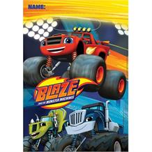 Blaze & the Monster Machines Party Favour Loot Bags