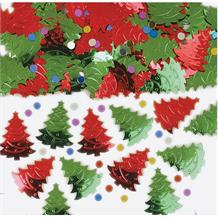 Christmas Tree Table Confetti | Decoration