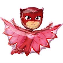 PJ Masks Owlette Shaped Foil | Helium Balloon