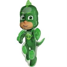 PJ Masks Gekko Shaped Foil | Helium Balloon