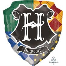 Harry Potter | Hogwarts Shaped Foil | Helium Balloon