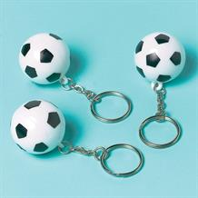 Championship Soccer | Football Party Bag Favours Keychains