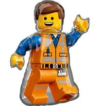 Emmet Lego Movie 2 Giant Foil | Helium Balloon