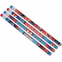 Ultimate Spiderman Pencil Party Bag Favours
