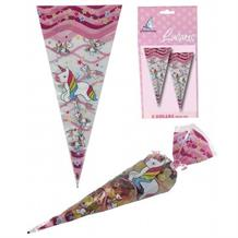 Unicorn Party Sweet Cones | Cello Loot Favour Bags