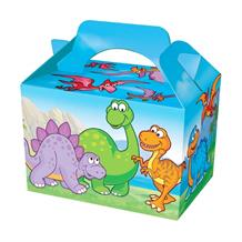Dinosaur Baby Party Card Favour | Food Box