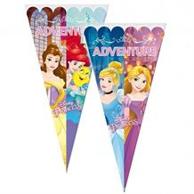 Disney Princess Party Sweet Cones | Cello Loot Favour Bags