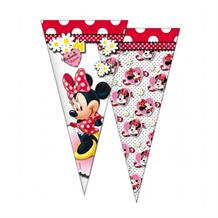 Minnie Mouse Party Sweet Cones | Cello Loot Favour Bags