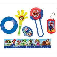 Super Mario Bros. Party Bag Favour Fillers