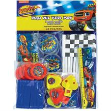 Blaze & the Monster Machines Party Bag Favour Fillers