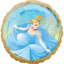 "Cinderella Make your Own Magic 18"" Foil 