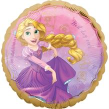 "Disney Rapunzel Best Day Ever 18"" Foil 