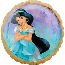 "Disney Jasmine Let Your Dream Soar 18"" Foil 
