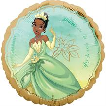 "Disney Tiana Dreams are the Spice of Life 18"" Foil 