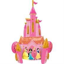 Disney Princess Castle 4ft Giant Lifesize Helium Balloon