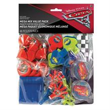 Disney Cars 3 Party Bag Favour Fillers