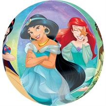 "Disney Princesses 15"" Sphere Shaped Foil 