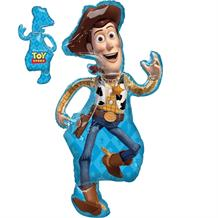 Toy Story 4 Woody Giant Foil | Helium Balloon