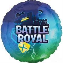 "Battle Royal | Gaming Party 18"" Foil 