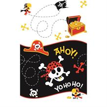 Pirate Fun Party Tablecover | Tablecloth