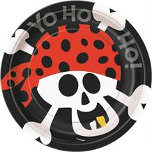 Pirate Fun Party Cake Plates