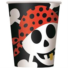Pirate Fun Party Cups