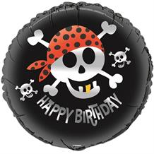 Pirate Fun Birthday Party Foil | Helium Balloon