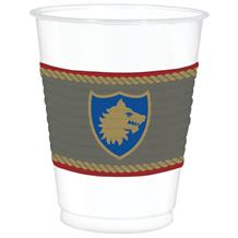Medieval Thrones Party Cups