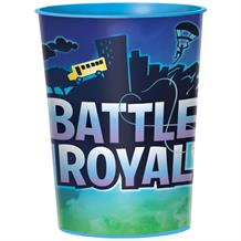 Battle Royal | Gaming 473ml Plastic Party Favour Cup