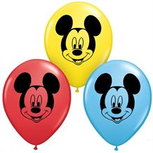 "Disney Mickey Mouse 5"" Qualatex Latex Party Balloons"