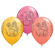 Disney Princess Belle | Beauty and the Beast 25pk Party Latex Balloons