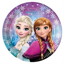 Disney Frozen Northern Lights Party Plates